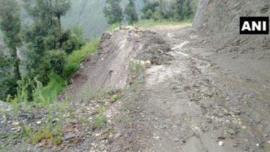 Cloud Burst In Uttarakhand: করোনা আতঙ্কের মধ্যেই উত্তরাখণ্ডে মেঘভাঙা বৃষ্টিতে মৃত ৩, নিখোঁজ ৮