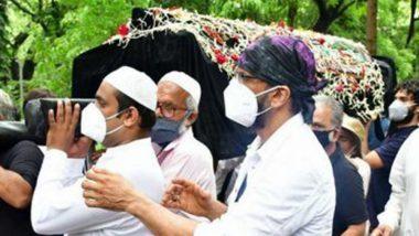 Jagdeep Funeral: ছেলে জাভেদ জাফরি, অভিনেতা জনি লিভারের উপস্থিতিতে মু্ম্বইয়ের মাজগাঁও কবরস্থানে সম্পন্ন জগদীপের শেষকৃত্য
