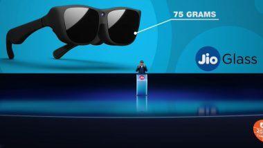 Reliance Jio Announces Jio Glass: ঘরে বসেই বিদেশ ভ্রমণ, জিও চশমার কামালে আড্ডা হবে ভার্চুয়াল জগতে, দেখে নিন ফিচার্স