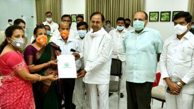 Santosh Babu's Wife Appointed as Deputy Collector: গালওয়ানে শহিদ সন্তোষ বাবুর স্ত্রীকে ডেপুটি কালেক্টর পদে চাকরি দিল তেলাঙ্গানা সরকার