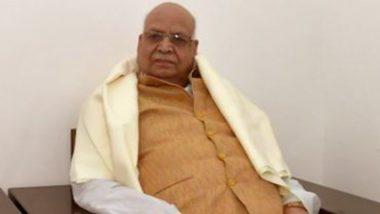 MP Governor: প্রয়াত মধ্যপ্রদেশের রাজ্যপাল লালজি টন্ডন