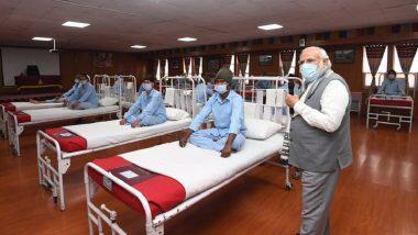 Defence Ministry On PM Modi's Leh visit: সশস্ত্র বাহিনী তাদের কর্মীদের সর্বোত্তম চিকিৎসা দেয়,  লেহ হাসপাতাল নিয়ে অভিযোগ উড়িয়ে জানাল প্রতিরক্ষা মন্ত্রক