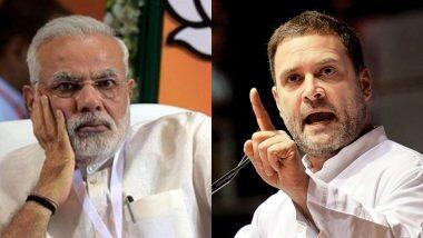 Rahul Gandhi: করোনা-যুদ্ধে ভারতের পরিস্থিতি নিয়ে নরেন্দ্র মোদির বিরুদ্ধে 'গ্রাফ' তরজায় রাহুল গান্ধি