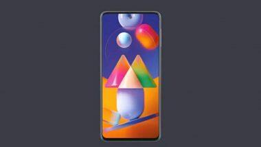 Samsung Galaxy M31s: প্রতীক্ষার অবসান! দুর্দান্ত ফিচারের সামস্যাং Galaxy M31s স্মার্টফোনটি আমাজন সেলে মিলবে ব্যাপক ছাড়ে! দেখে নিন ফিচার্স, ব্যাটারি