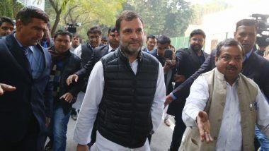 Rahul Gandhi: বেসরকারিকরণের পথে রেল! 'মানুষ এর উপযুক্ত জবাব দেবে', টুইটে কেন্দ্রকে তোপ রাহুল গান্ধির
