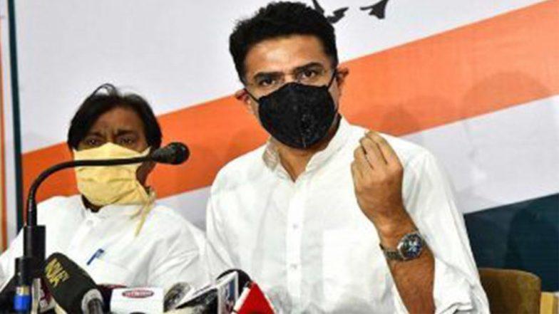 Rajasthan Political Crisis: রাজস্থানে রাজনৈতিক সংকটে কংগ্রেস, মুখ্যমন্ত্রী অশোক গেহলটের বৈঠকে এলেন না শচিন পাইলট ক্যাম্পের বিধায়করা