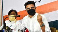 Rajasthan Political Crisis: উপমুখ্যমন্ত্রী ও প্রদেশ সভাপতি পদ থেকে সরিয়ে দেওয়া হল শচিন পাইলটকে, মরুরাজ্যে তুঙ্গে রাজনৈতিক অস্থিরতা