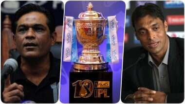 T20 World Cup: আইপিএল-র কারণেই বাতিল করা হয়েছে টি-২০ বিশ্বকাপ, ICC-কে তোপ শোয়েব আখতার ও রশিদ লতিফের