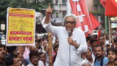 Shayamal Chakraborty Dies: করোনার গ্রাস, প্রয়াত বর্ষীয়ান সিপিআইএম নেতা শ্যামল চক্রবর্তী