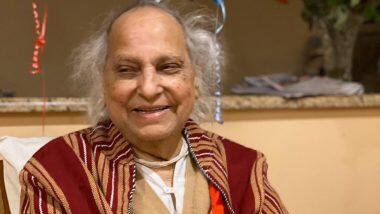 Pandit Jasraj Dies at New York: প্রয়াত শাস্ত্রীয় সঙ্গীত শিল্পী পণ্ডিত যশরাজ, ৯০ বছর বয়সে নিউইয়র্কে শেষনিঃশ্বাস ত্যাগ