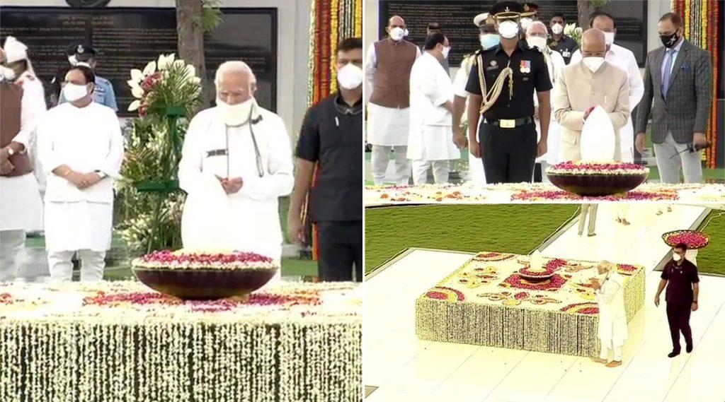 Atal Bihari Vajpayee Second Death Anniversary: প্রাক্তন প্রধানমন্ত্রী অটল বিহারী বাজপেয়ীর দ্বিতীয় মৃত্যুবার্ষিকী; রাষ্ট্রপতি, প্রধানমন্ত্রীর শ্রদ্ধাজ্ঞাপন