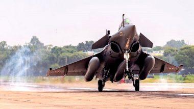 Indian Air Force Team In France: আগামী মাসেই আসছে আরও ৪টি রাফাল, প্রস্তুতি দেখতে ফ্রান্সে বায়ুসেনার দল