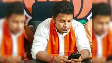 Anupam Hazra post On Soumitra Chatterjee: লজ্জা! সৌমিত্র চট্টোপাধ্যায়কে নিয়ে এ কী লিখলেন বিজেপি নেতা অনুপম হাজরা