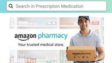 Amazon Pharmacy: ওষুধের বাজারে নতুন প্রতিযোগী, এবার অনলাইনে পরিষেবা দেবে অ্যামাজন ফার্ম্যাসি