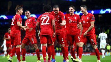 Lyon vs Bayern Munich, UEFA Champions League Live Streaming Online: উয়েফা চ্যাম্পিয়নস লীগের দ্বিতীয় সেমিফাইনালে বায়ার্ন মিউনিখ বনাম অলিম্পিক লিঁও; জানুন কোথায়, কখন দেখবেন ম্যাচ