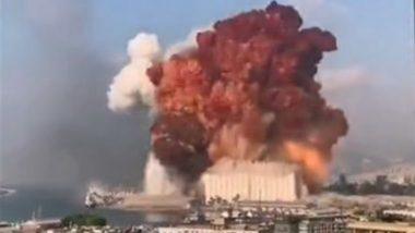 Lebanon: লেবাননের রাজধানী বেইরুটে ভয়াবহ বিস্ফোরণে মৃত ৭৩, আহত অগুন্তি