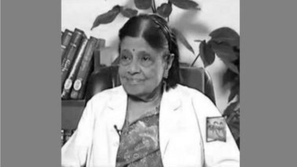 Dr Sivaramakrishna Iyer Padmavati: করোনা কাড়ল প্রাণ, প্রয়াত ভারতীয় কার্ডিওলজির গডমাদার ডাক্তার শিবরামাকৃষ্ণা আইয়ার পদ্মাবতী