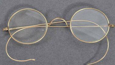 Mahatma Gandhi's Glasses Sold at UK Auction: মহাত্মা গান্ধির চশমা ২ লাখ ৬০ হাজার পাউন্ডে বিক্রি হল লন্ডনে