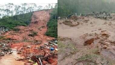 Kerala Landslide: কেরালার ইদুক্কি জেলায় ভূমিধসে মৃতের সংখ্যা বেড়ে ২১