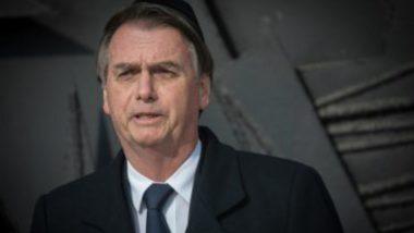 Brazilian President Jair Bolsonaro: ফার্স্ট লেডির দূর্নীতি যোগ নিয়ে প্রশ্ন, সাংবাদিককে ঘুষি মারার হুমকি দিলেন ব্রাজিলের প্রেসিডেন্ট