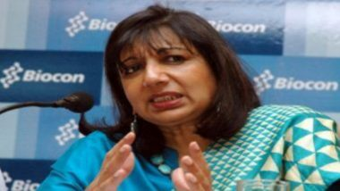 Kiran Mazumdar-Shaw: করোনা আক্রান্ত প্রসিদ্ধ ওষুধ কোম্পানি বায়োকনের প্রধান কিরণ মজুমদার শ