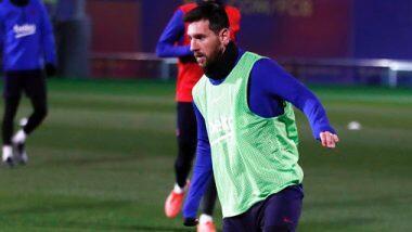 Lionel Messi: বার্সেলোনার ট্রেনিংয়ে যেতে রাজি নন, তাই কোভিড টেস্ট না করানোর সিদ্ধান্ত লিওনেল মেসির