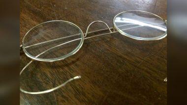 Mahatma Gandhi's Iconic Glasses: লন্ডনের অকশন হাউসের লেটার বক্স থেকে পাওয়া মহাত্মা গান্ধীর চশমা নিলামে বিক্রি হল ২৬০,০০০ পাউন্ডে