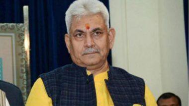 Manoj Sinha: জম্মু ও কাশ্মীরের নতুন লেফটেন্যান্ট গভর্নর হচ্ছেন প্রাক্তন বিজেপি সাংসদ মনোজ সিনহা