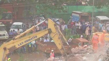 Raigad Building Collapse: রায়গড়ে বহুতল ভেঙে মৃতের সংখ্যা বেড়ে ১০, ধ্বংসস্তুপে এখনও আটকে একাধিক