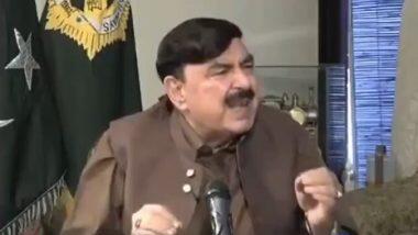 Pakistan Threatens India With Nuclear War: ভারতকে পারমাণবিক যুদ্ধের হুমকি দিলেন পাকিস্তানের বিতর্কিত মন্ত্রী শেখ রশিদ