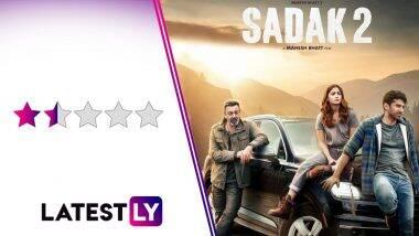 Sadak 2 Movie Review: সঞ্জয় দত্তের দুর্দান্ত অভিনয়ের পরও ব্যর্থ আলিয়া ভাট এবং আদিত্য রায় কাপুরের সড়ক ২