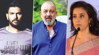 Sanjay Dutt: 'তুমি জয়ী হবেই এই যুদ্ধে', টুইটে সঞ্জয় দত্তকে মনোবল যোগালেন মনীশা কৈরালা এবং যুবরাজ সিং