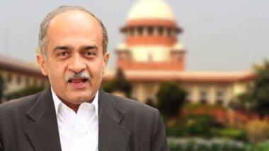 Prashant Bhushan Files Plea in Supreme Court: ১ টাকা জরিমানার রায় পুনবির্বেচনার আবেদন প্রশান্ত ভূষণের