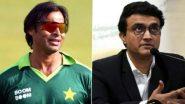 Shoaib Akhtar Takes a Dig at Sourav Ganguly: পাকিস্তানি ক্রিকেটারদের ছবি সম্বলিত বিলবোর্ড ঝাপসা করে বিতর্কে সৌরভ গাঙ্গুলি, খোঁচা শোয়েব আখতারের
