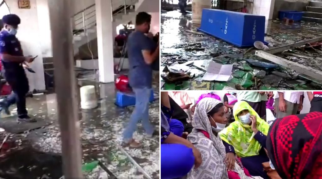 Bangladesh Mosque Explosion: বাংলাদেশের নারায়ণগঞ্জে মসজিদে গ্যাস বিস্ফোরণের ঘটনায় মৃত বেড়ে ২৩