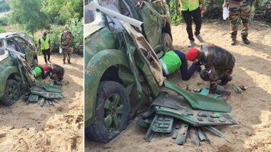 2 Army Officers killed In Accident: টায়ার ফেটে ওলটাল গাড়ি, প্রাণ হারালেন কর্নেল ও মেজর