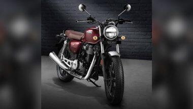 Honda H'Ness CB350 Motorcycle: রয়্যাল এনফিল্ডকে টক্কর দিতে নতুন H'ness CB350 নিয়ে এল হোন্ডা, দাম শুরু ১,৯০,০০০ থেকে