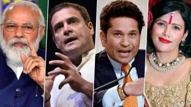 China Snooping on Indian VIPs: নরেন্দ্র মোদি, রাহুল গান্ধী, মমতা ব্যানার্জি, সচিন তেন্ডুলকর সহ ভারতের ১০ হাজার ব্যক্তি ও সংস্থার ওপর নজর রাখছে চিন, বলছে রিপোর্ট
