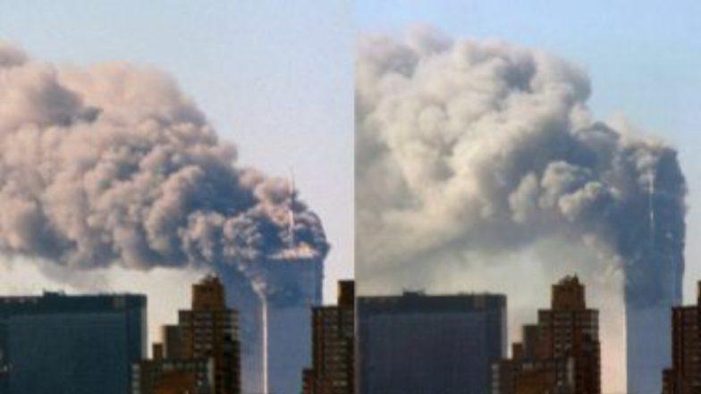 9/11 Attacks: মার্কিন মুলুকে বিশ্ব বাণিজ্য কেন্দ্রে ভেঙে পড়ছে বিমান, স্মৃতিতে টাটকা ৯/১১-র নাশকতা(দেখুন ভিডিও)