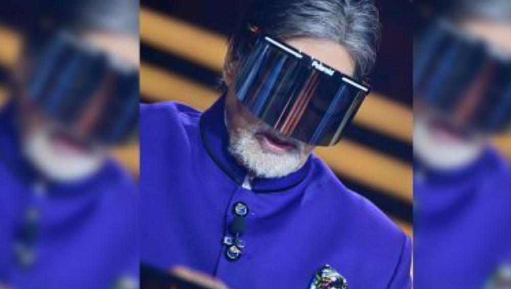 Amitabh Bachchan: করোনা বড় বালাই, ফেসশিল্ড পরে কৌন বনেগা ক্রোড়পতি ১২-র শুটিংয়ে অমিতাভ বচ্চন