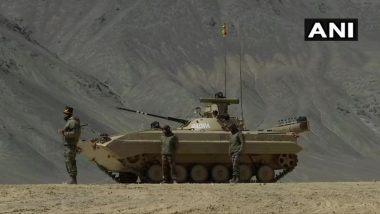 Indian Army Deploys Tanks: চিনের ঘুম উড়িয়ে সীমান্তে মোতায়েন যুদ্ধযান, -৪০ ডিগ্রিতেও কাজ করবে T90 & T72
