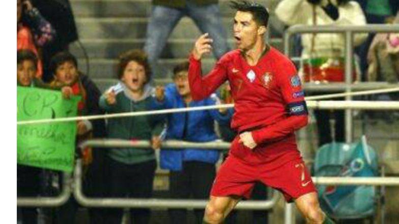 Cristiano Ronaldo: প্রথম ইওরোপিয়ান ফুটবলার হিসেবে আন্তর্জাতিক ১০০ গোলের ক্লাবে ক্রিশ্চিায়ানো রোনাল্ডে