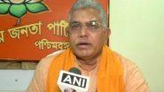 Dilip Ghosh: ভোট প্রচারে তাক লাগাতে ইন্টার্নদের চাকরি দিচ্ছেন দিলীপ ঘোষ?
