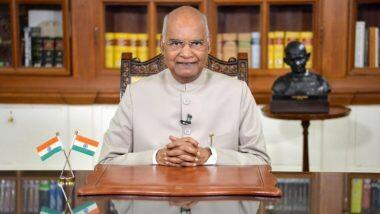 Teachers' Day 2020: ভার্চুয়াল সভার মধ্যে দিয়ে শিক্ষকদের রাষ্ট্রপতি পুরস্কার তুলে দিলেন রাষ্ট্রপতি রামনাথ কোবিন্দ, দেখুন ন্যাট-র পুরো তালিকা