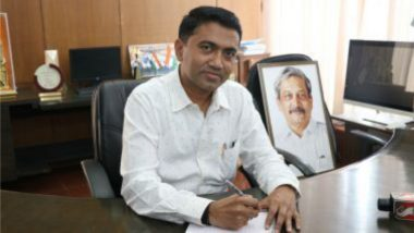 Pramod Sawant: করোনা আক্রান্ত গোয়ার মুখ্যমন্ত্রী প্রমোদ সাওয়ন্ত, রয়েছেন হোম আইসোলেশনে