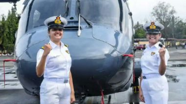 Indian Navy: ভারতীয় নৌবাহিনীর ইতিহাসে নয়া অধ্যায়ের সূচনা, যুদ্ধজাহাজে পোস্টিং  হলেন ২ মহিলা অফিসার