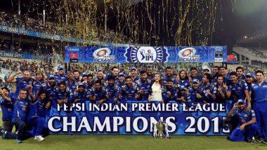 IPL Winners List: শনিবার শুরু আইপিএল, দেখে নিন গত মরশুম পর্যন্ত কোন দল কতবার শিরোপা জিতেছে