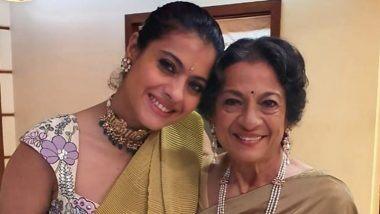 Tanuja Mukerji on Her 77th Birthday: মা তনুজার জন্মদিনে 'চিঠি' লিখে শুভেচ্ছা কাজলের