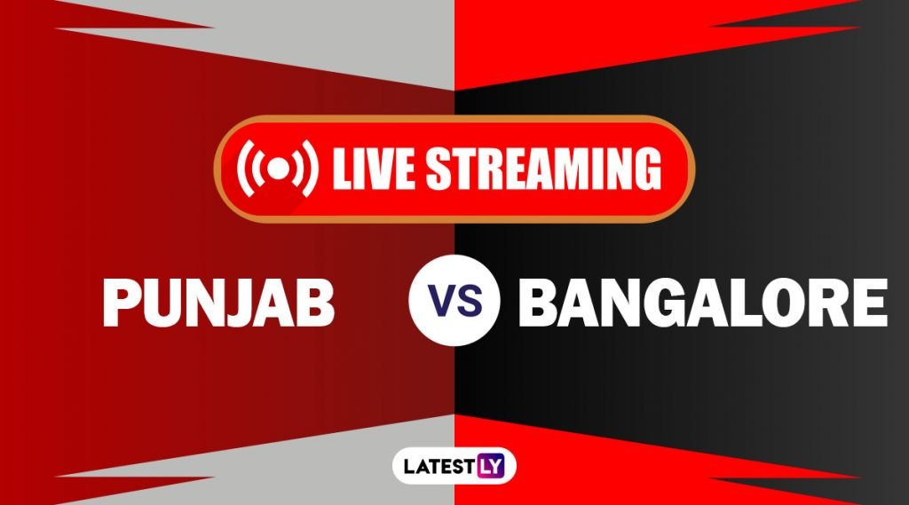 IPL 2020, KXIP vs RCB Live Streaming: কোথায় ও কখন দেখা যাবে পঞ্জাব সুপার কিংস বনাম রাজস্থান রয়্যালস ম্যাচের সরাসরি সম্প্রচার?
