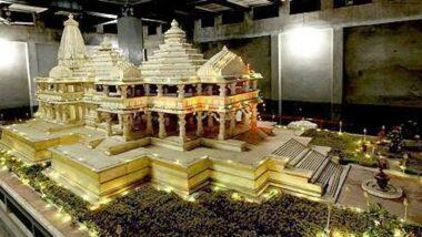 Ram Temple in Ayodhya: পিতৃপক্ষ শেষ হওয়ার পরই শুরু হবে রাম মন্দিরের নির্মাণ কাজ